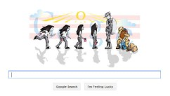 PHOTO: 'Doodle 4 Google' winner