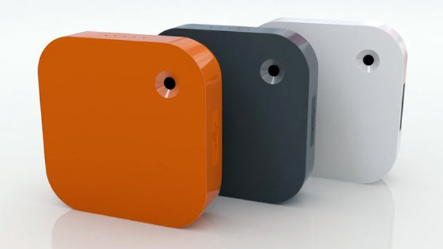 PHOTO: A Swedish company called Memoto is developing a camera that automatically snaps a photo every 30 seconds.
