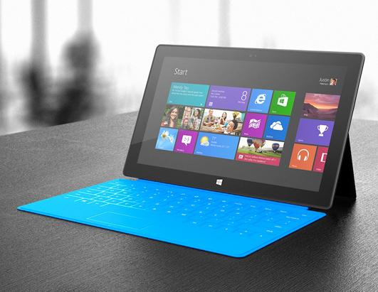 Microsoft Surface: Behind Microsoft's New Tablet 