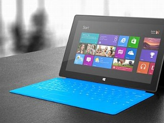 Photos: Behind Microsoft's New Tablet