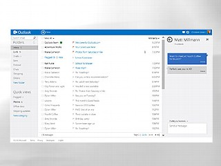 New Webmail Takes Aim at Gmail
