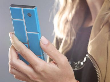 Google's 'Create Your Own Phone' One Step Closer