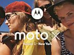 PHOTO: Motorolas Moto X phone launch invitation