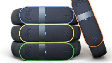 PHOTO: The Movo Wave is a low cost fitness tracker.