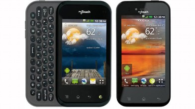 PHOTO: T-Mobile's Two New myTouch Android Phones