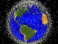 Lockheed Martin Joins Australian Firm to Track Space Junk ...