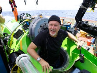 James Cameron Donates Submarine to Science