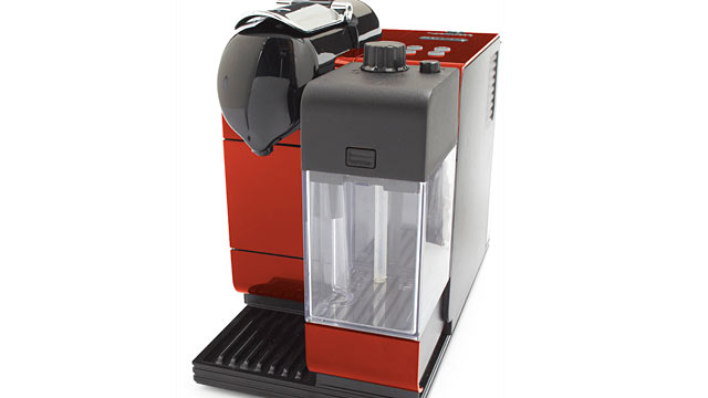PHOTO: The Nespresso and Delonghi Lattissima Plus is shown here.