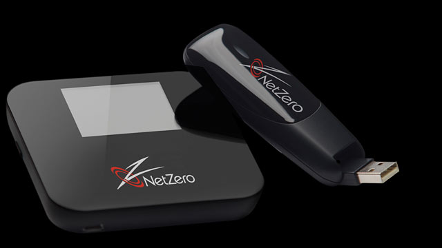 PHOTO: NetZero's 4G Hotspot costs $100 and includes 200MB of free monthly data.
