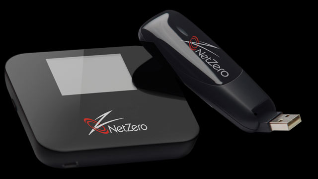 PHOTO: NetZeros $99.95 Hotspot includes free 4G service.