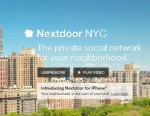 PHOTO: Nextdoor is bringing its neighborhood social network to NYC with a partnership with Mayor Bloomberg.