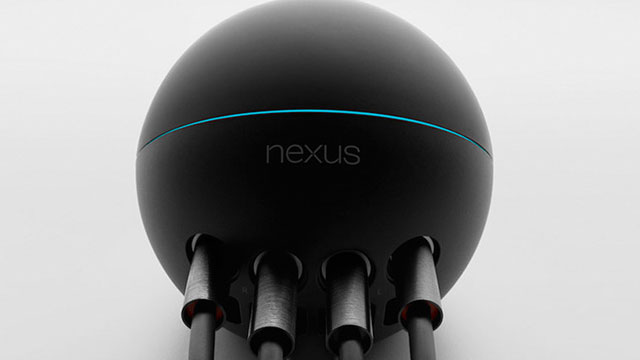 PHOTO: Google Nexus Q
