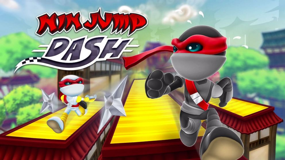 PHOTO: NinJump Dash