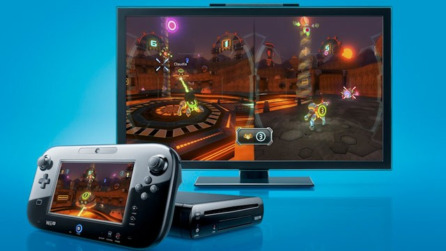 PHOTO: Nintendo's Wii U, which includes a GamePad controller, launched Nov. 18, 2012 for $300.