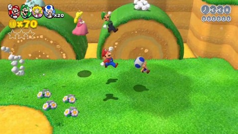ht nintendo mario brothers 3d land thg 130614 wblog Super Mario World 3D: A Modern Take on Nintendos Most Iconic Game