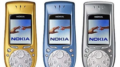 Nokia Through the  Years