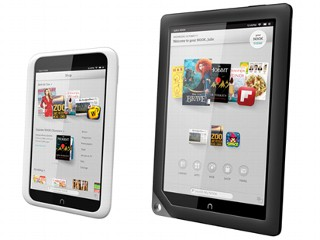 Nook HD and Nook HD+ Arrive