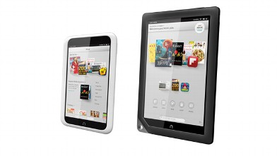 PHOTO: The Barnes & Noble's Nook HD and Nook HD+ are Android-powered tablets aimed at reading and watching movies.
