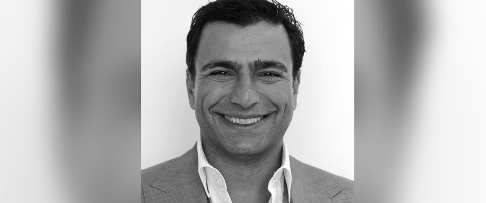 PHOTO: Omid Kordestani is pictured in this profile photo from his Twitter page.