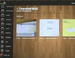 PHOTO: The platform for Outbox,a new way to turn snail mail into digital mail, is seen in this screengrab.