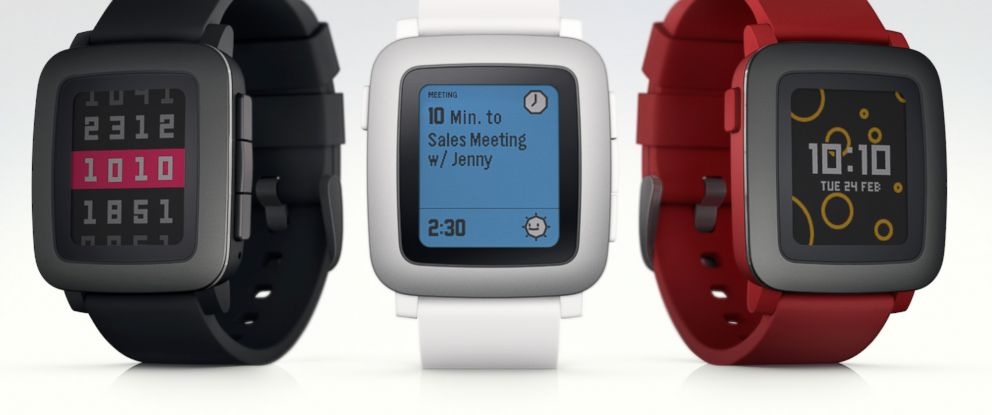 'Pebble Time' Takes Smart Watch Back to Its Kickstarter ...