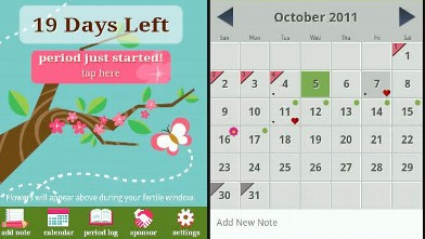 PHOTO: Period Tracker
