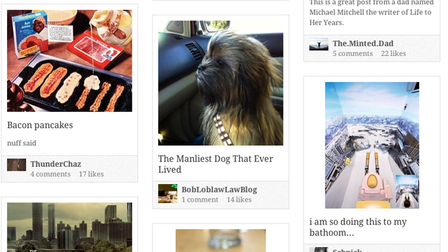 PHOTO: Gentlemint, a Pinterest alternative for men.
