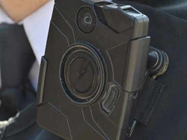 London Cops Test Wearable Cameras