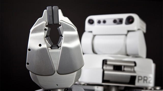 PHOTO:&nbsp;PR2 personal robot