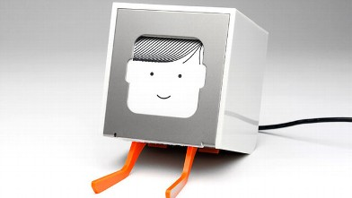 PHOTO: The Little Printer
