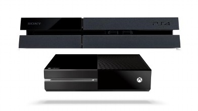 The Playstation 4 and Xbox One, Back to Back