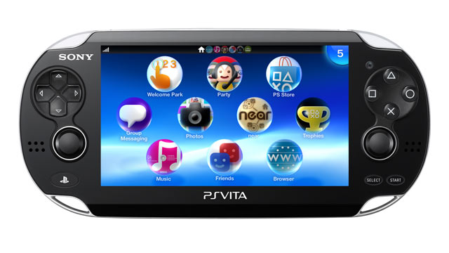 PHOTO: The Sony PSVita is seen here in this file photo.