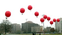 What's With the Red Balloons? Military Offers $40k in Contest