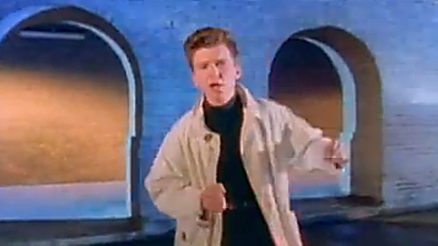 PHOTO: Rick Astley/YouTube