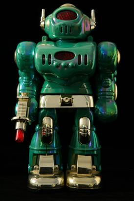 Vintage Robots