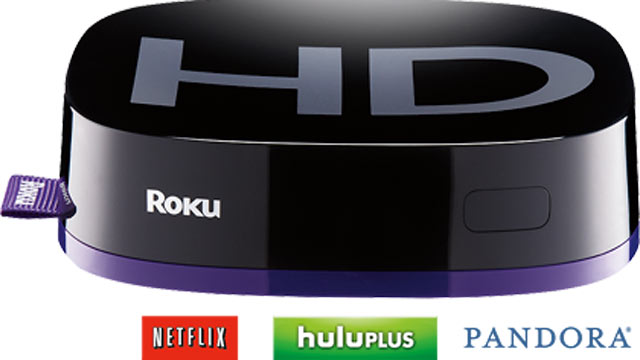 PHOTO: The Roku HD streams Internet video on your TV.
