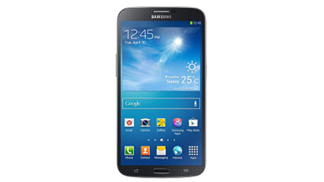 PHOTO: Samsung Unleashes Pocket Busting 'Galaxy Mega' Phones