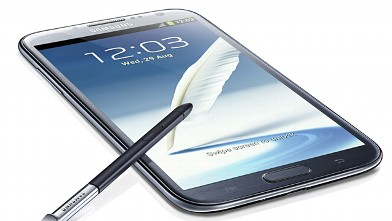 PHOTO: Samsung Galaxy Note II