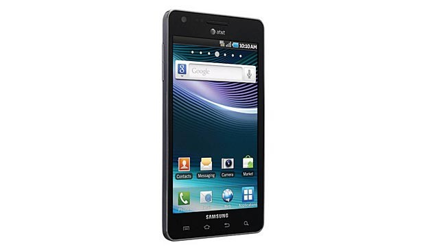 PHOTO: Samsung Infuse 4G Smartphone for AT&T