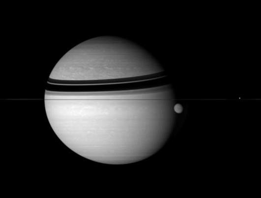 Setting Your Sights on Saturn