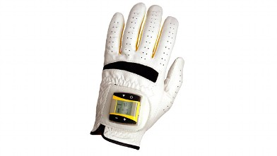 PHOTO: The $89 SensoGlove is the first digital golf glove.