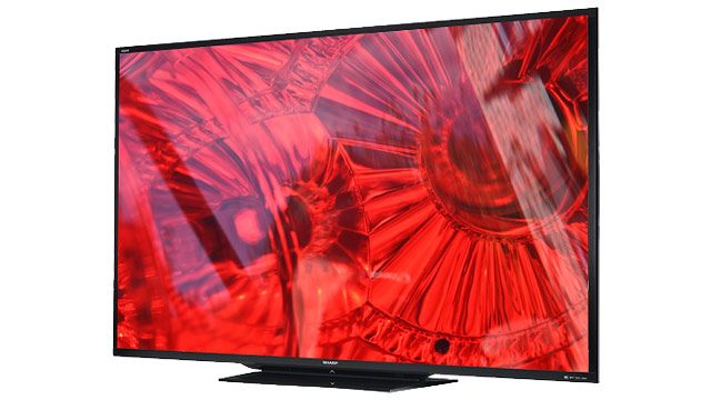 PHOTO: Sharp's Insanely Large TV