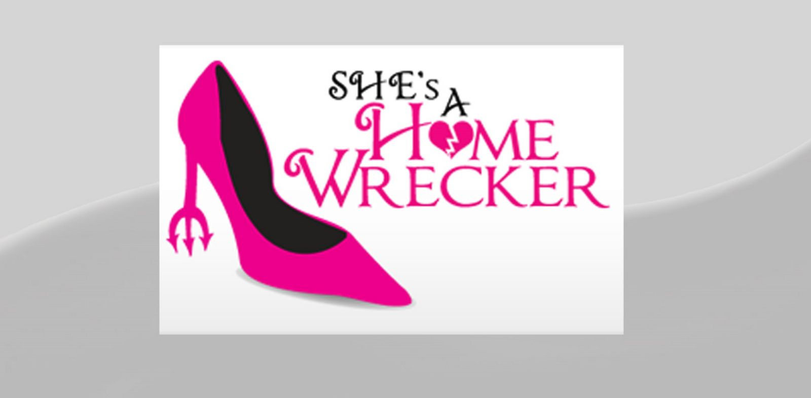 PHOTO: The logo of Shesahomewrecker.com