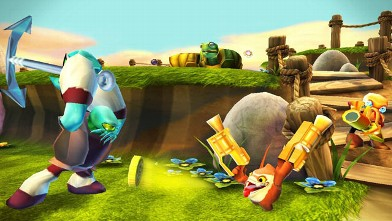 PHOTO: Skylanders is not a new title, many are familiar with Spyro the Dragon, but it?s a new approach to the video game platform.