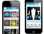 PHOTO: Slackers redesigned music streaming website and apps.