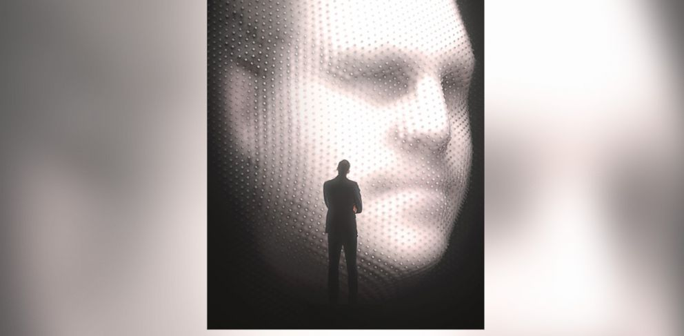 PHOTO: The Megafon Pavillion at Sochi will feature a moveable wall that morphs into peoples faces.