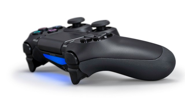 PHOTO:&nbsp;Sony's Controller for the PlayStation 4.