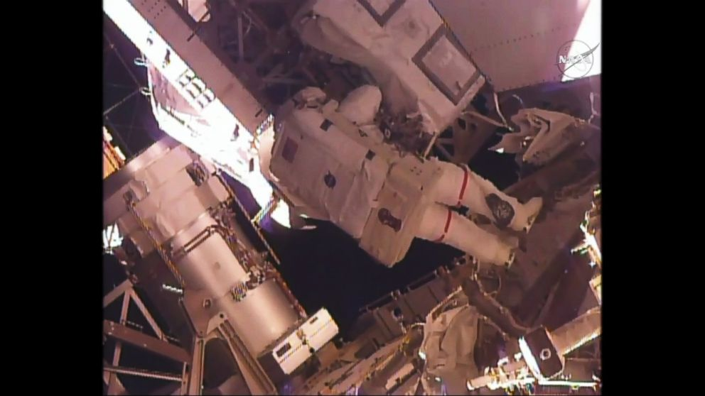 nasa space walk live - photo #11