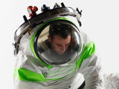 NASA Crowdsources New Spacesuit Design