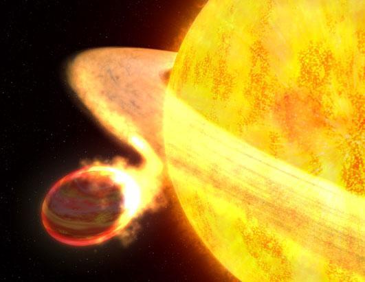 How Did Jupiter Lose a Stripe?